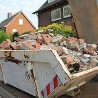 construction rubbish removal services